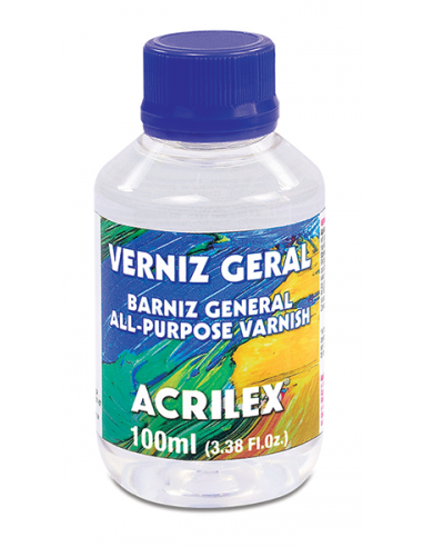Barniz general 100ML, ACRILEX