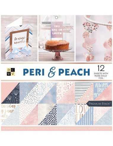 Bloc de papel- Diseño Peri & Peach,...