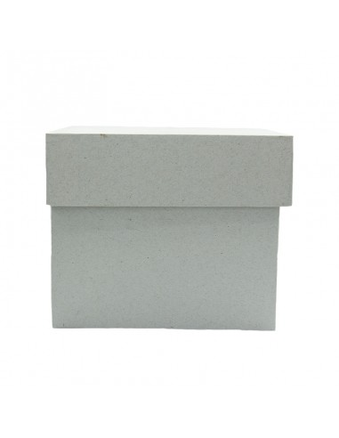 Caja cuadro grande 20x20x20 cm