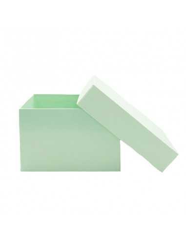 Caja cuadro pequeño 12x12x8
