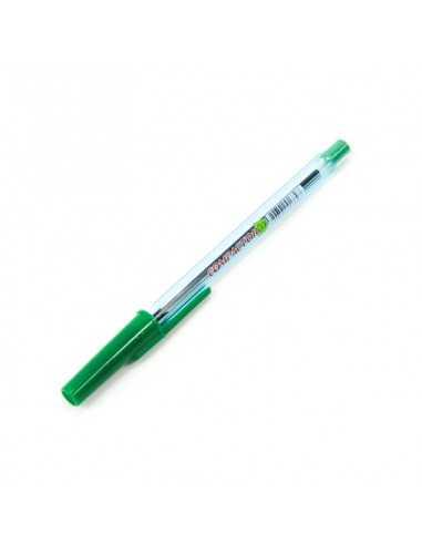 Bolígrafo verde, COMPACTOR
