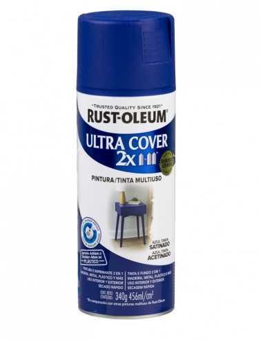 Pintura Aerosol Ultra cover 2x, RUST...