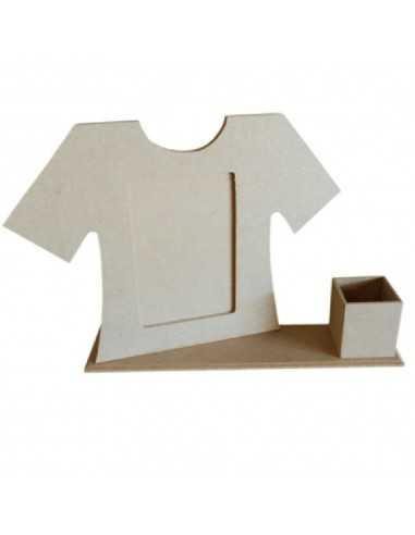 Porta retrato camisa 30x7x23 cm