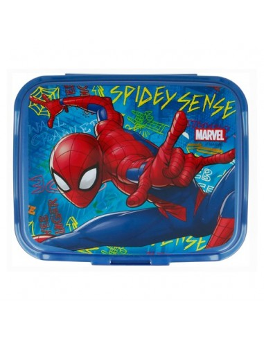Sandwichera SPIDERMAN