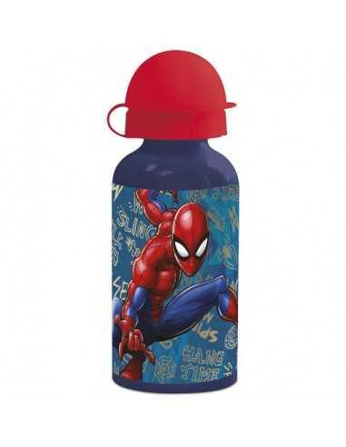 Botella de aluminio SPIDERMAN.