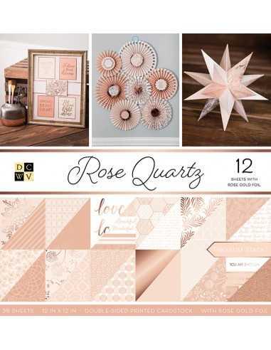 Bloc de papel - Rose Quartz (30.5cm x...